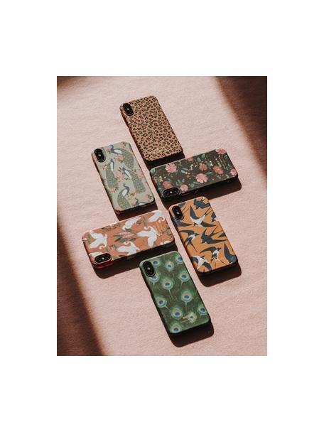 Etui na iPhone X Royal Forest, Silikon, Wielobarwny, S 7 x W 15 cm