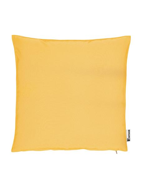 Poduszka zewnętrzna z wypełnieniem St. Maxime, Żółty, czarny, S 47 x D 47 cm