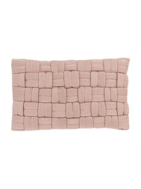 Poszewka na poduszkę Norman, Blady różowy, S 30 x D 50 cm