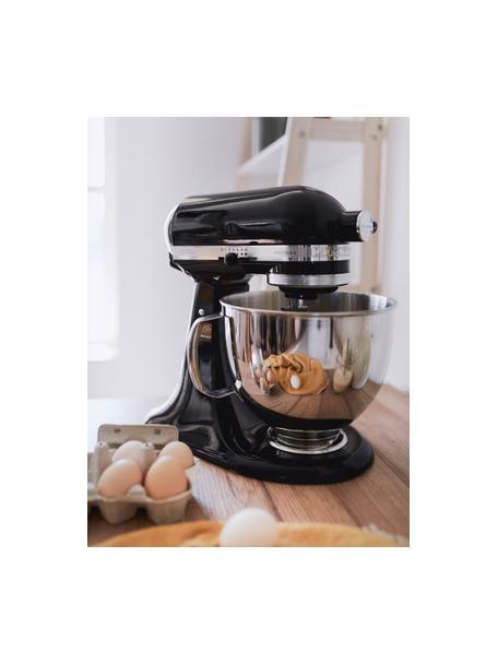 Küchenmaschine Artisan, Gehäuse: Zinkdruckguss., Schüssel: Edelstahl., Schwarz, B 37 x T 24 cm