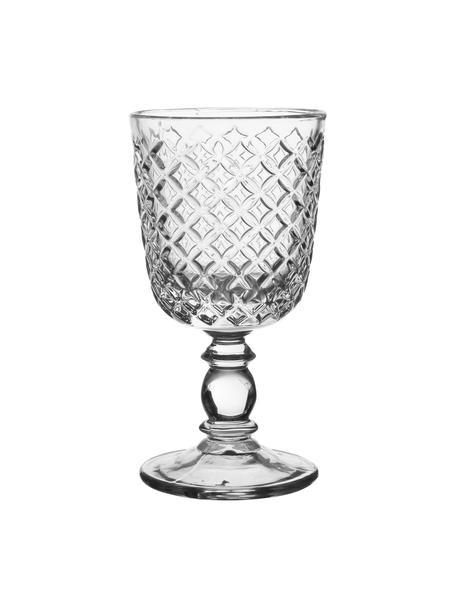 Wijnglas Arlequin, 2 stuks, Glas, Transparant, Ø 9 x H 17 cm