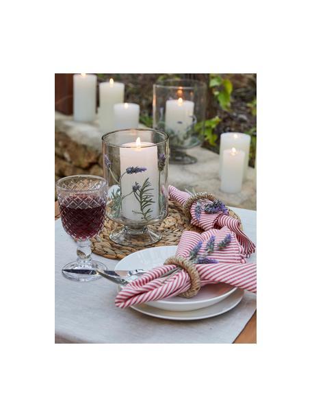 Copas de vino Arlequin, 2uds., estilo country, Vidrio, Transparente, Ø 9 x Al 17 cm