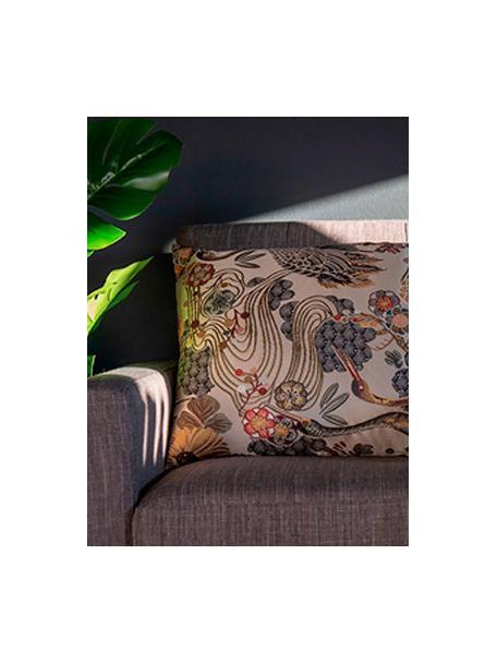 Cojín Alvito, con relleno, Funda: algodón, Multicolor, An 45 x L 60 cm
