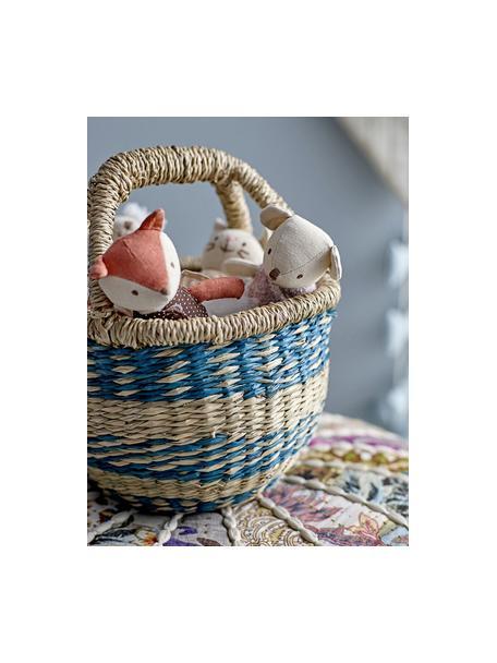 Set de peluches Friends, 6uds., Exterior: 50%forro, 25%algodón, 2, Multicolor, An 5 x Al 16 cm