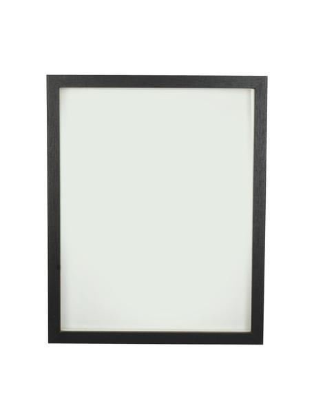 Fotolijstje Andesine, Lijst: gecoat hout, Zwart, 20 x 25 cm