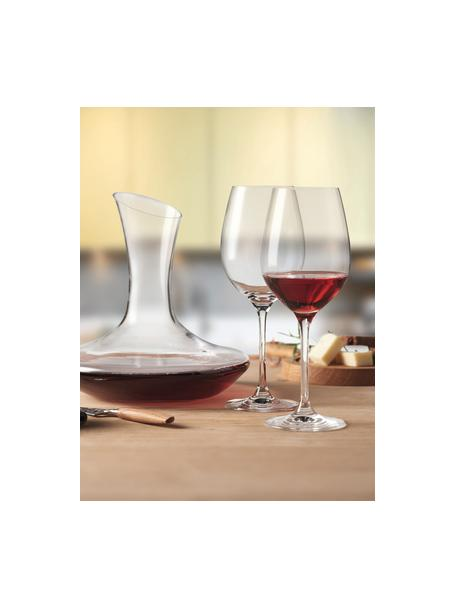 Set da vino rosso classico Barcelona 3 pz, Vetro, Trasparente, Set in varie misure