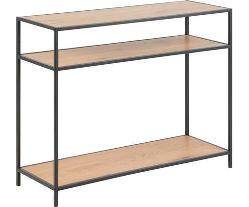 Konsole Seaford aus Holz und Metall