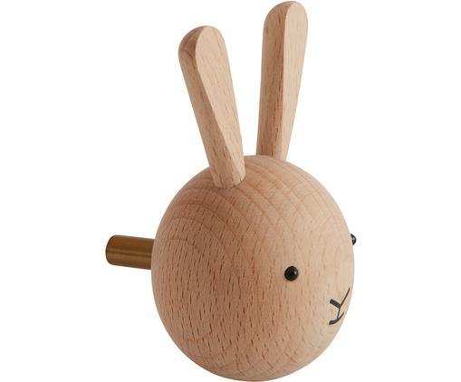 Wandhaken Rabbit aus Buchenholz