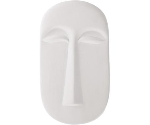 Wandobjekt Mask aus Keramik