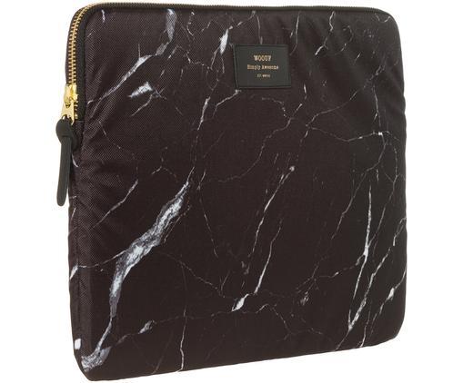 Laptophülle Black Marble für MacBook Pro 13 Zoll