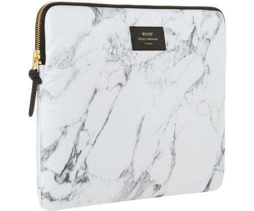 Laptophülle White Marble für MacBook Pro 13 Zoll