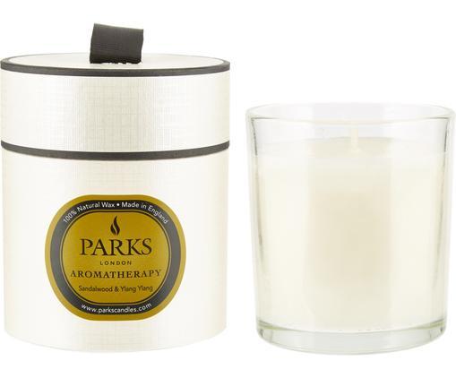 Duftkerze Aromatherapy (Sandelholz & Ylang Ylang)