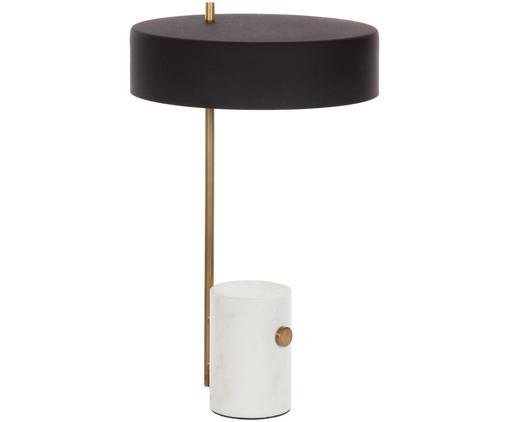 Große Tischlampe Phant mit Marmorfuß