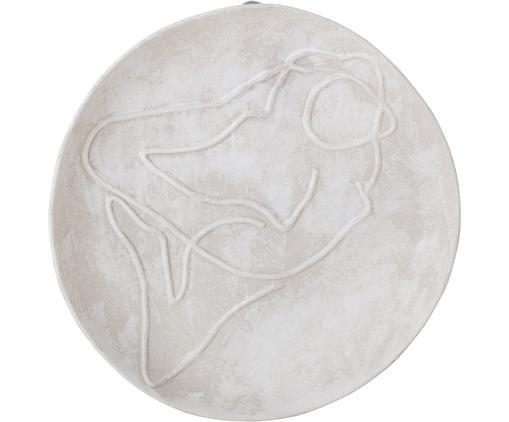 Wandobjekt Bibs aus Steingut