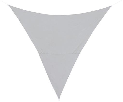 Graues Sonnensegel Triangle