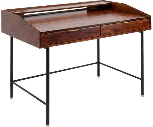 Holz-Schreibtisch Ravello mit Schubläden