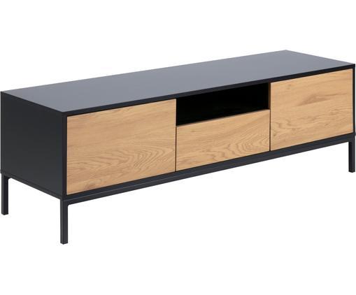 TV-Lowboard Seaford aus Holz und Metall