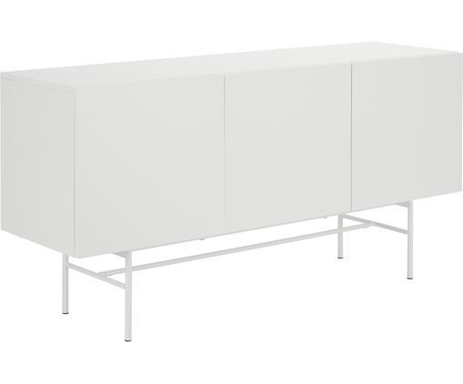 Modernes Sideboard Anders mit Türen in Weiß