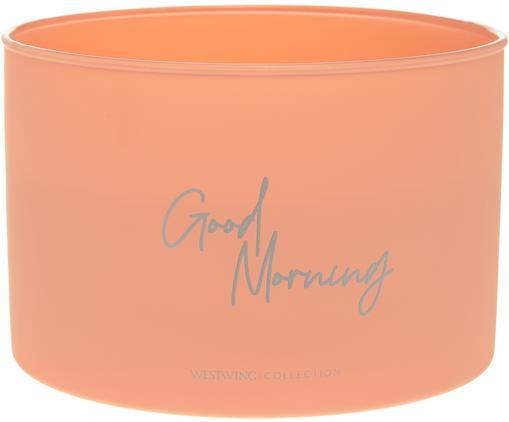 Vierdochtkerze Good Morning: Floral Amber