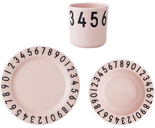 Frühstück-Set Numbers, 3-tlg.