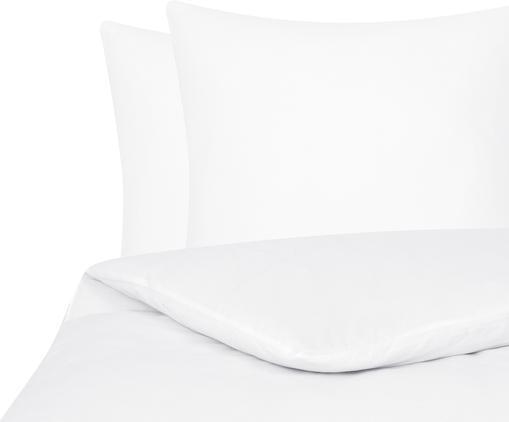 Flanell-Bettwäsche Biba in Weiß