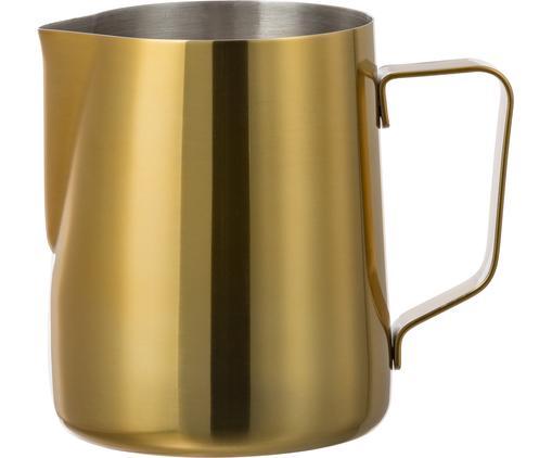 Milchkännchen Curacao aus Edelstahl in Gold, 500 ml
