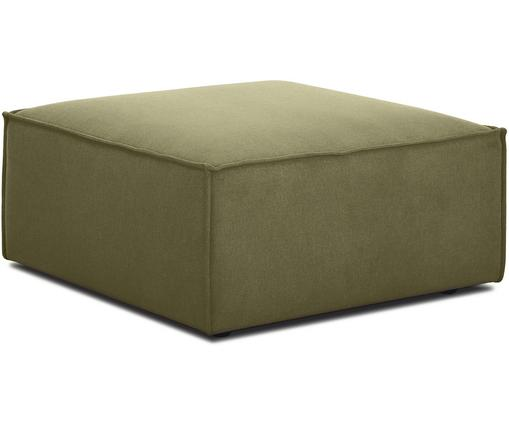 Sofa-Hocker Lennon in Grün