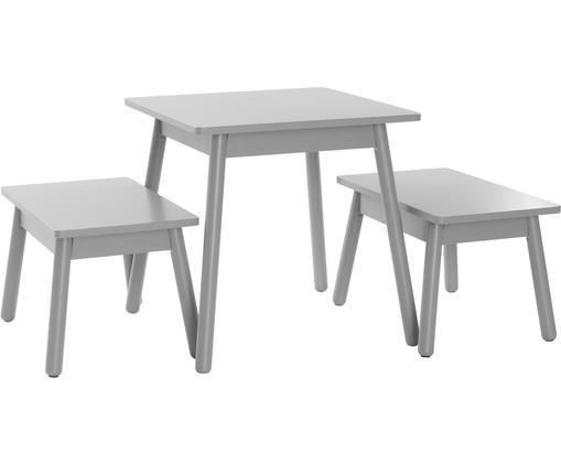 Kindertisch-Set Kinna Mini, 3-tlg.