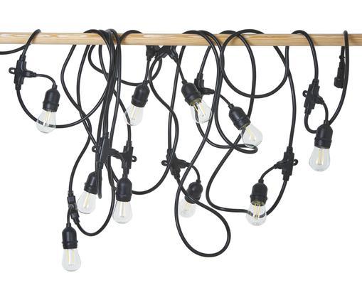 Outdoor LED-Lichterkette Joy, 1000 cm, 10 Lampions