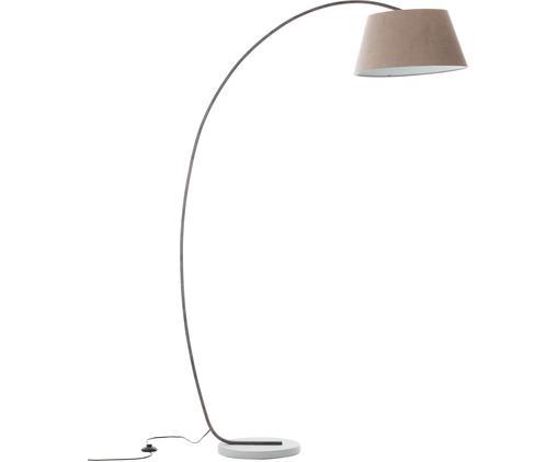 Große Bogenlampe Brok mit Antik-Finish