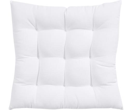 Sitzkissen Ava in Weiß
