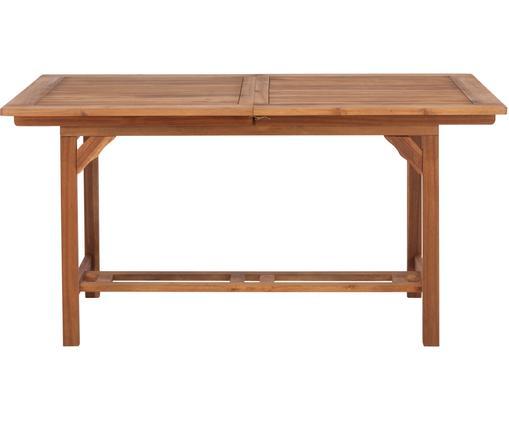 Ausziehbarer Gartentisch Somerset aus Holz