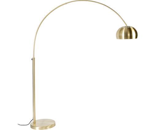 Große Bogenlampe Metal Bow in Gold