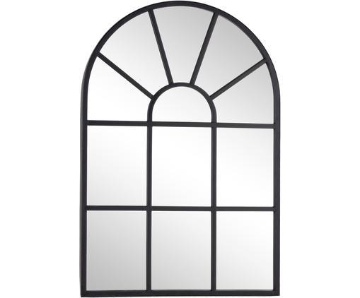 Wandspiegel Reflix mit schwarzem Metallrahmen