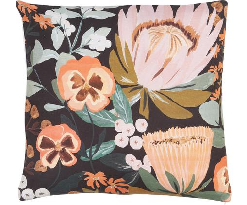 Designer Kissenhülle Big Flowers von Candice Gray