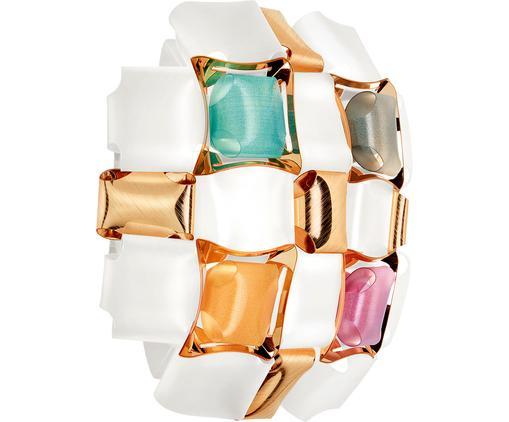 Design Wandleuchte Mida aus Kunststoff