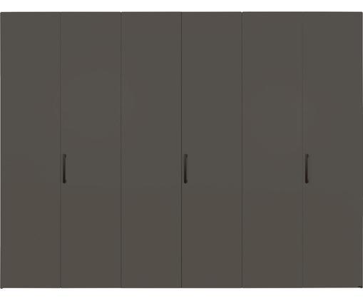 Kleiderschrank Madison 6-türig, inkl. Montageservice