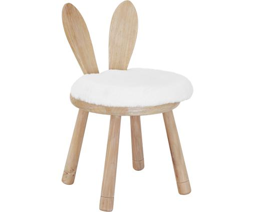 Holz-Kinderstuhl Bunny mit Sitzkissen