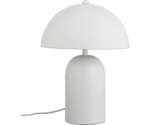 Kleine Retro-Tischlampe Walter in Weiß