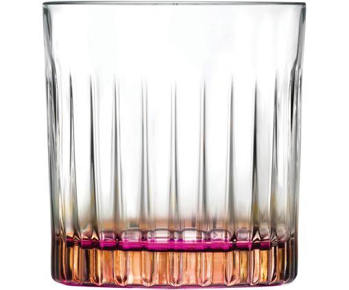 Gläser Gipsy mit zweifarbigem Luxion-Kristallglas, 6 Stück