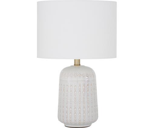 Große Keramik-Tischlampe Iva