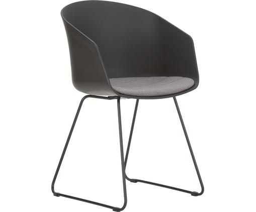 Armlehnstühle Bogart mit Sitzkissen, 2 Stück