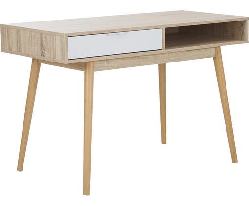 Schreibtisch Samo in Eichen-Optik
