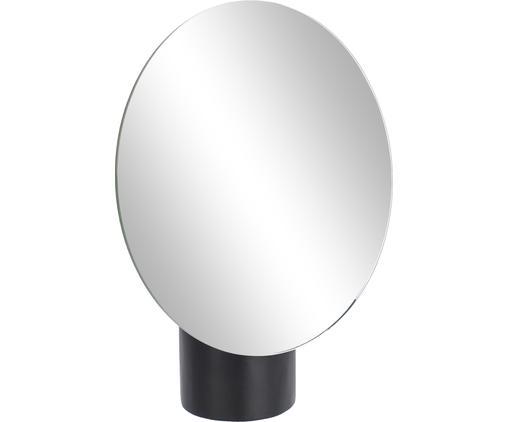 Kosmetikspiegel Veida mit Holzsockel