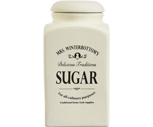 Aufbewahrungsdose Mrs Winterbottoms Sugar, Ø 11 x H 21 cm