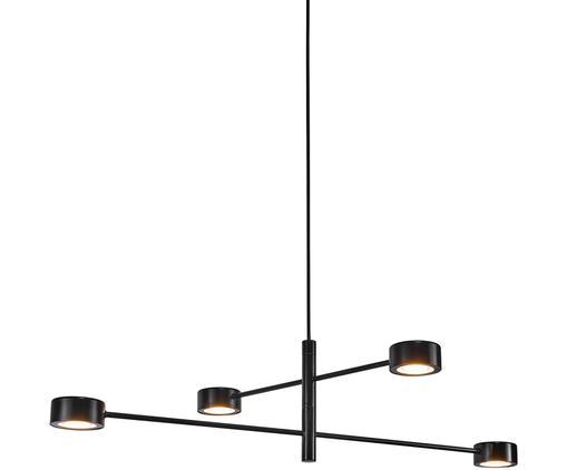 Große Dimmbare LED-Pendelleuchte Clyde