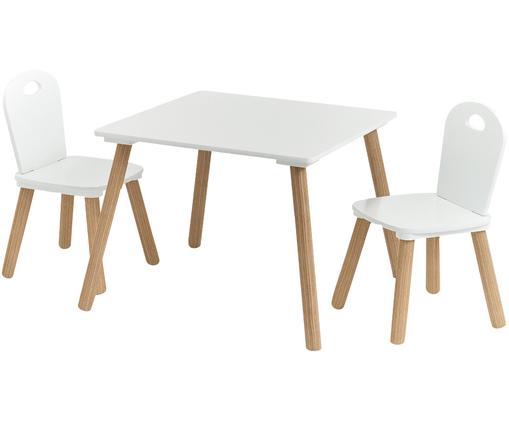 Kindertisch-Set Scandi, 3-tlg.