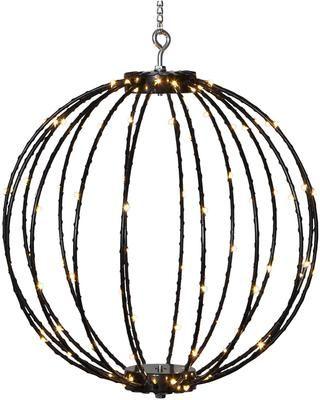 Outdoor hanglamp Mounty met stekker