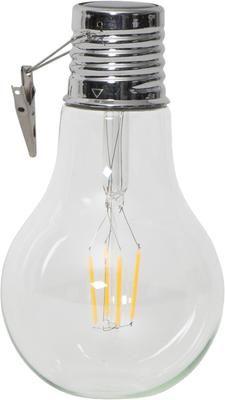 Lampada solare a sospensione Fille 2 pz