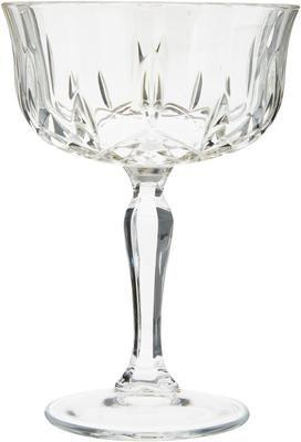 Coppa champagne in cristallo Opera 6 pz